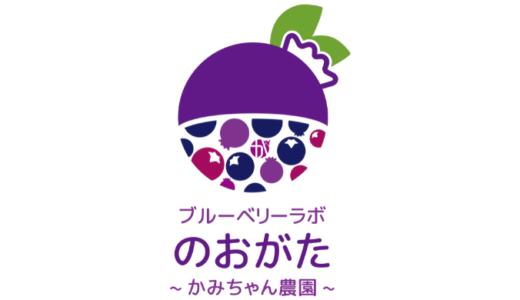 『ブルーベリーラボのおがた〜かみちゃん農園〜』のロゴにこめた思い