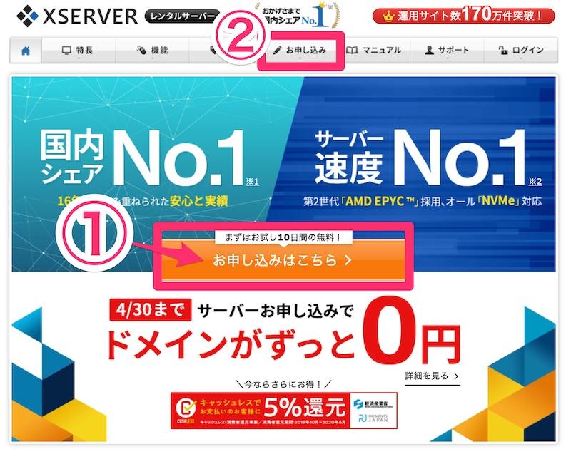 【ブログ初心者向け】失敗しないレンタルサーバーの借り方